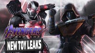 NEW Avengers Endgame Toy Leaks, Russo Brothers Comments, & Sam Jackson Captain Marvel Spoilers