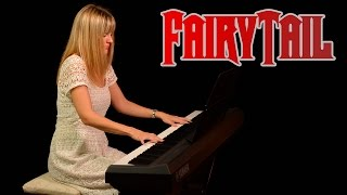 Fairy's Glitter (Mavis Theme) – Fairy Tail (Piano Cover) || Tifita