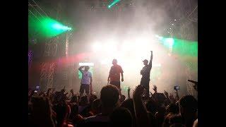 BUG Mafia - Bani bani bani Live MegaDiscotecaTineretului 04.08.2017