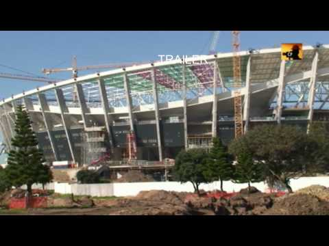 Cape Town Stadium – Tour – From Foundation to Completion