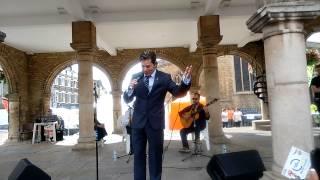 The Peterborough Portuguese Festival 2015 - Fado with Jose Ribeiro