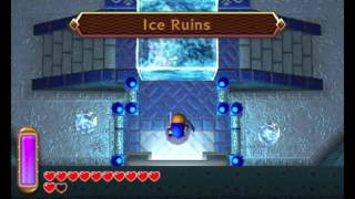 Awesome Video Game Music 508: Ice Ruins (The Legend of Zelda: A Link Between Worlds)