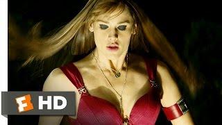 Elektra (5/5) Movie CLIP - Elektra Defeats Kirigi (2005) HD width=
