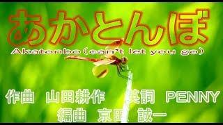あかとんぼ -AKATONBO(can't let you go) 当山 ひとみ PENNY