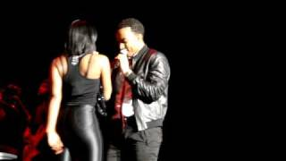 """No Other Love"" performed live by John Legend in Honolulu, Hawaii"