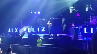 ALX Veliz-Dancing Kizomba Live! The Fenix Tour El Paso, Texas 2016
