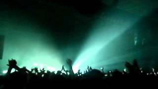 The XX- Intro (clip) ~ Live @ Bonnaroo 2010