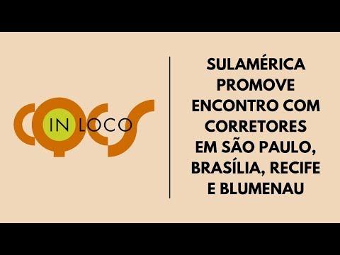 Imagem post: SulAmérica promove encontro com Corretores em São Paulo, Brasília, Recife e Blumenau