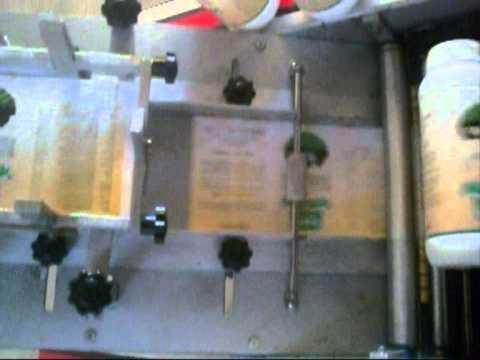 Turanbey Makine - Tutkallama-Etiketleme Makinası