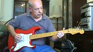 Ghost Riders In The Sky-John Mason guitarist from Treherbert Rhondda,South Wales.wmv