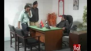 Police Funny Clips Ali Gul Malah And Sohrab Soomro اڄ جي پوليس width=
