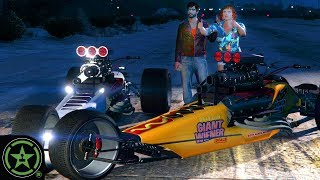 Jousting with Million Dollar Motorcycles - GTA V: Free Play