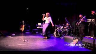 SANDRA - MBUYI CONCERT GOSPEL