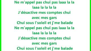 Dj Hamida Feat. Kayna Samet, Lartiste, Rimk du 113 - Déconnectés (Paroles-Lyrics) Eté 2014