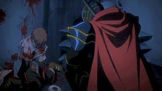 Overlord - Ninya death scene