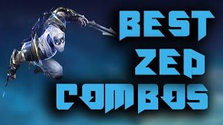 Best Zed Combos