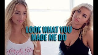 Taylor Swift - Look What You Made Me Do (Andie Case & Emma Heesters Cover)