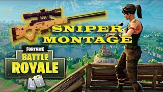 Fortnite Sniper Montage - Absolute One
