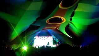 Z-Cat @Rounders Festival 2015 Awake Of Shiva By MoonCrystal Live Guadalajara México.
