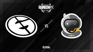 Evil Geniuses vs. Spacestation Gaming - Bank - Rainbow Six Pro League - Season X - NA