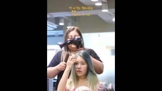 [미장원라이브 Beauty live] 수란(Suran) - 내추럴헤어(natural hair)