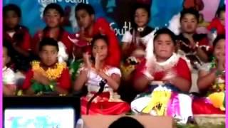 Justina Lourdes Maka   Primary School Cultural Festival 2014