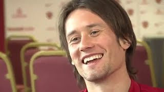 Tomas Rosicky Funny Interview