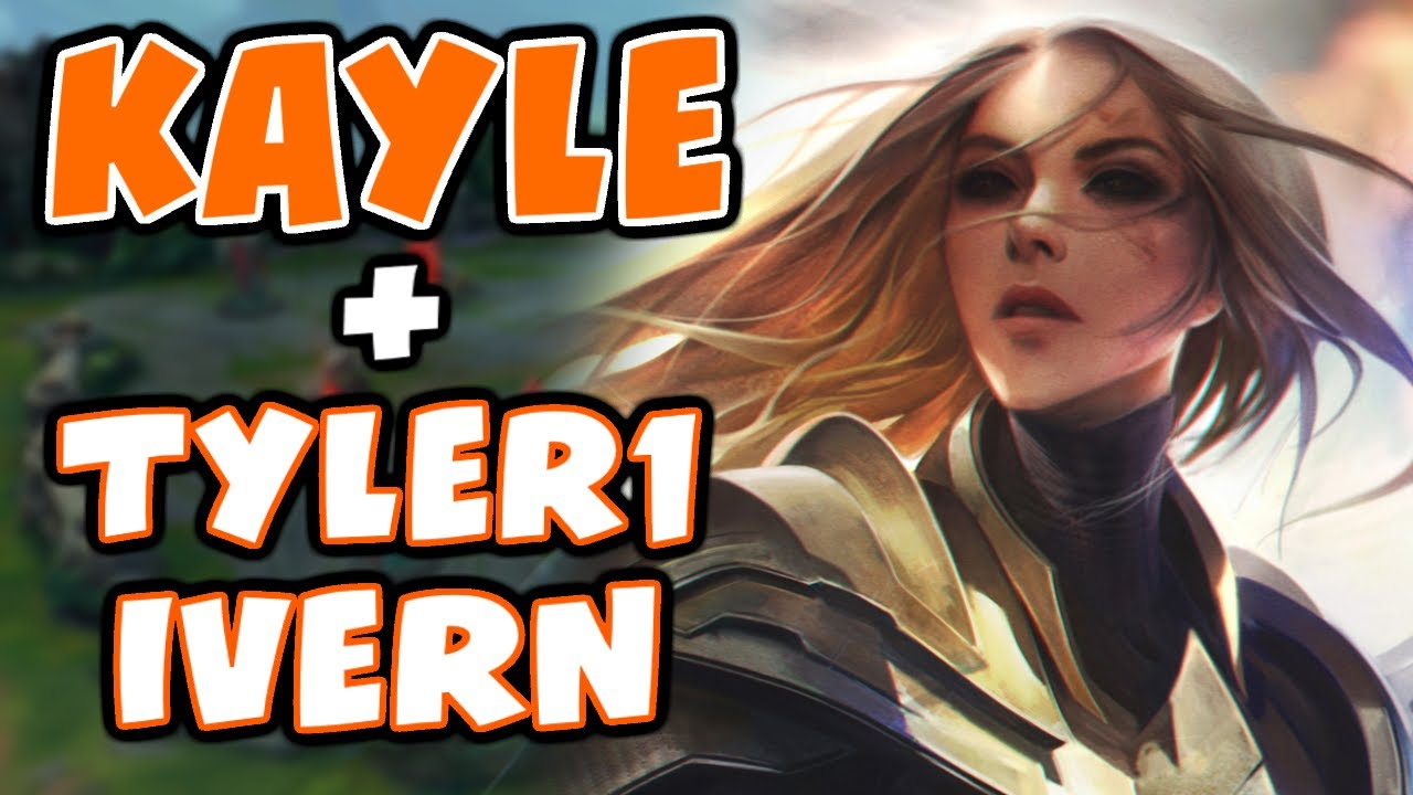 PekinWoof - How to Carry with Kayle with the help of Tyler1 | Challenger Kayle | 10.23 - League of Legends