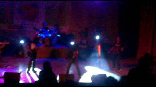 Garudh- Spellbound (By The Devil) Dimmu Borgir Cover Live at Apex Day 2011