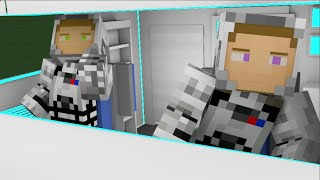 """EnchantedMob's Space Adventure"" By Fratstar Animations (Minecraft Fan Animation)"
