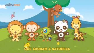 Turma do Animazoo Completo no aplicativo para iOS e Android!