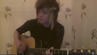 Sleeping With Sirens - Iris (The Goo Goo Dolls) Acoustic Cover