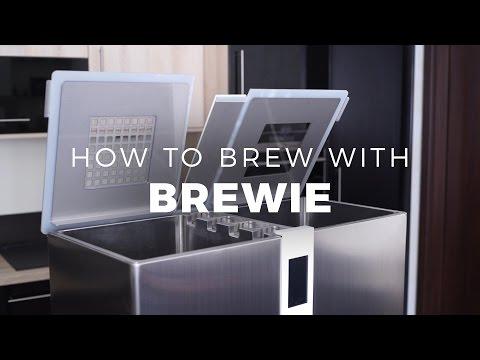 Как cварить пиво на Brewie