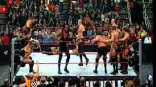 Rob van Dam returns at the 2009 Royal Rumble