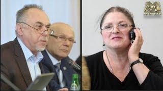 """Krystyna Pawłowicz """"rozrabia"""" na komisji SPC❗️Sanocki: """"Ktoś tu gada od początku przez telefon"""" 😶"""