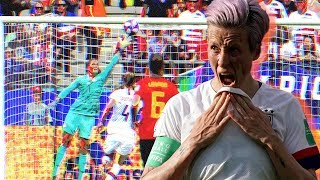 World Cup: Close call against Spain is what USWNT needed