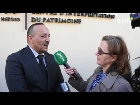 Video : Ouverture officielle du centre d'interprétation du site archéologique de Lixus