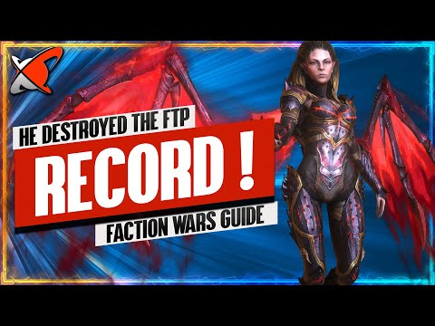 HE DESTROYED THE WORLD RECORD! | Entropy's Fastest FTP Lydia | Teams & Champs | RAID: Shadow Legends