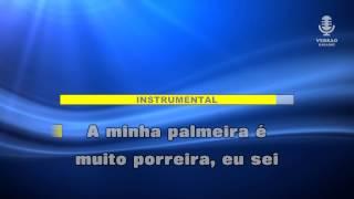 ♫ Karaoke COMO O MACACO GOSTA DE BANANA - José Cid