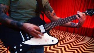 Twin METAL Peaks (guitar cover)