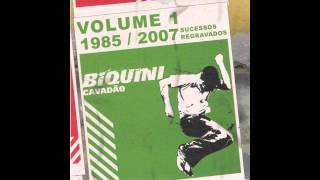Biquini Cavadão - Tédio
