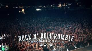 Aerosmith por última vez en México