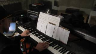 50 Cent Mobb Deep Outta Control Piano Cover