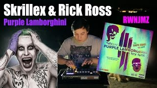 EPIC!!! Skrillex & Rick Ross - Purple Lamborghini (RWNJMZ Live Beatpad Remix)