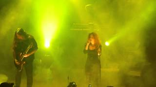 Stream Of Passion - The Scarlet Mark (live @ Metal for Mara, P60 Amstelveen 17.11.2012) 2/2