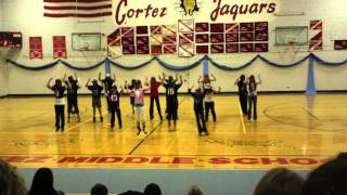 2013 Cms Talent Show Aaliyah Try Again