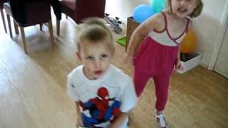 kids dance korpiklaani