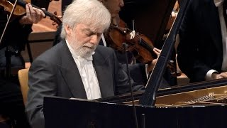 Brahms: Piano Concerto No. 1 / Zimerman · Rattle · Berliner Philharmoniker