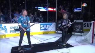 Metallica Bad National Anthem
