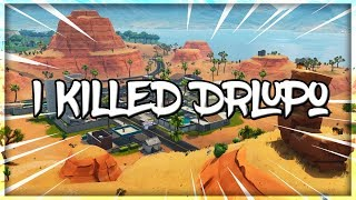 I KILLED Dr Lupo AND HE THOUGHT I WAS STREAM SNIPING-Fortnite